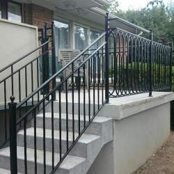 Photo of Stainless Steel Railings