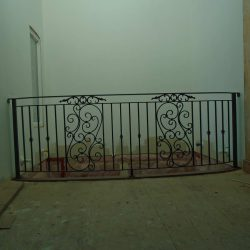 Photo of Railings inside a house