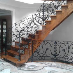 indoor railings image