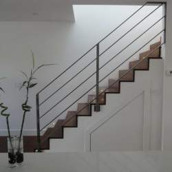 Photo of indoor railings