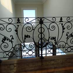 indoor second floor safety Photo of Railings