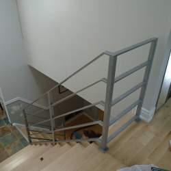 Indoor Steel Railings