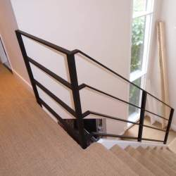 Photo of Stairs with railings