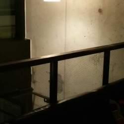 indoor glass railings image