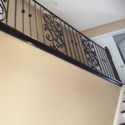 custom decor steel railings
