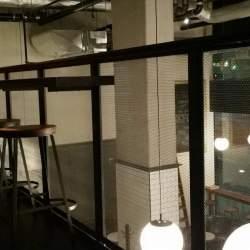 indoor second floor safety railings