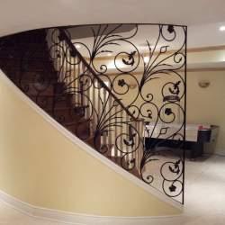 Photo of Indoor basement Railings