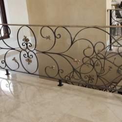 Photo of indoor Steel Railings