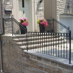 luxury outdoor-railings