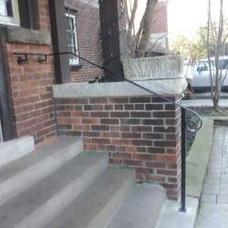 simple outdoor-railings