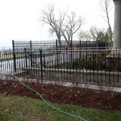 driveway railings
