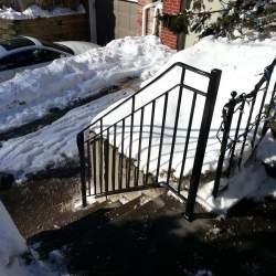 custom outdoor-railings