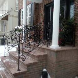 steel outdoor-railings image