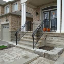 Image of luxury outdoor railings