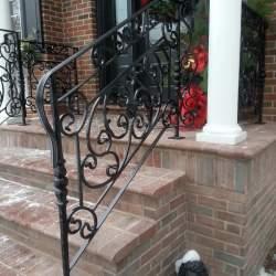 custom outdoor-railings image