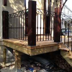 luxury outdoor-railings image