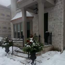 front door railings