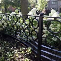 custom steel outdoor-railings image
