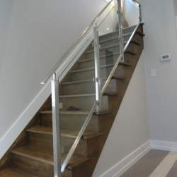 stainless steel railing example