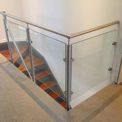 indoor stainless steel railings