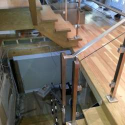 indoor steel railings railing