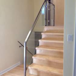 home stainless steel railings
