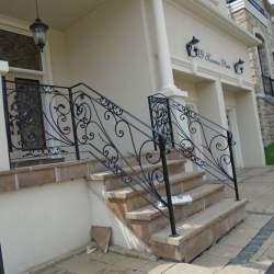 unique iron railings