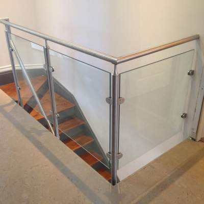 stainless steel railing image