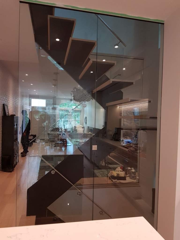 Photo of Indoor Steel Stairs